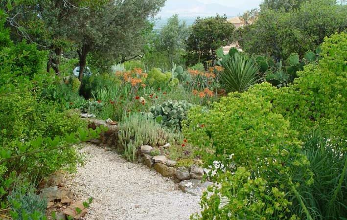 Κήπος Σπάροζα στη Παιανία