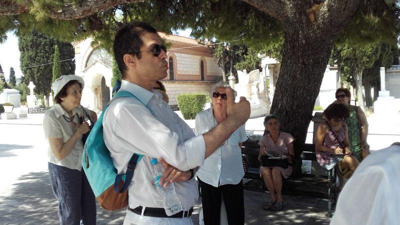κ. Δημήτρης Παυλόπουλος, Επίκουρος Καθ. Ιστορίας της Τέχνης στο Παν. Αθηνών