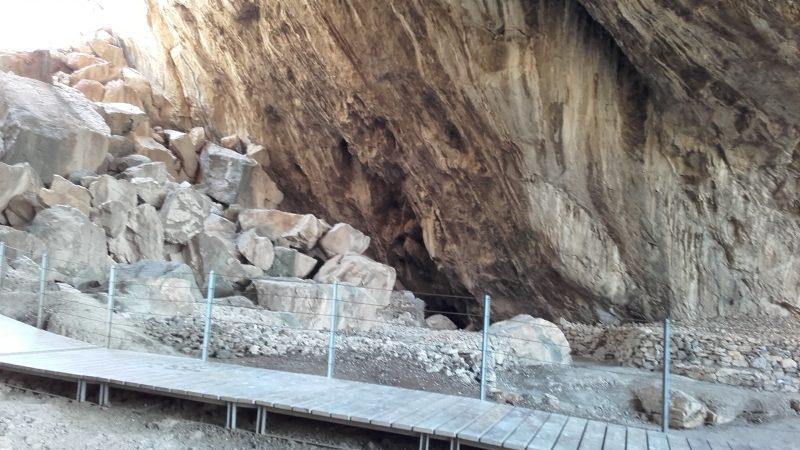 Σπήλαιο Φράγχθι Β΄ (1)