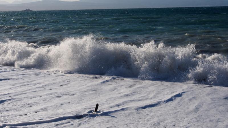 Λουτράκι-παραλία