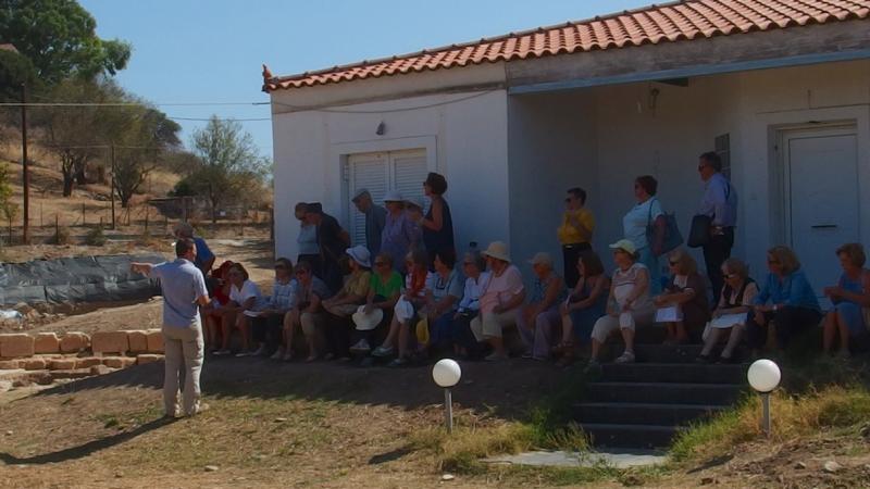 Αμάρυνθος-Αρχαιολογικός χώρος (2)