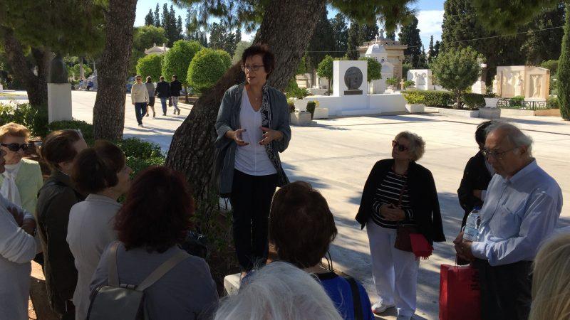 Α Κοιμητήριο-Μαρία Δανιήλ