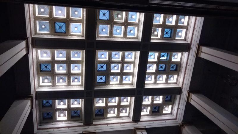 Φεγγίτες οροφής.