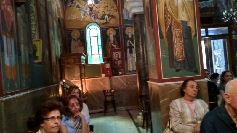 Εκκλησία Αγ. Αικατερίνα-Σιναϊτικό Μετόχι (3)
