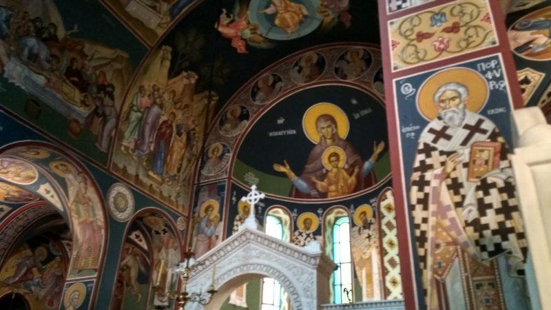 Εκκλησία Αγ. Αικατερίνα-Σιναϊτικό Μετόχι (5)
