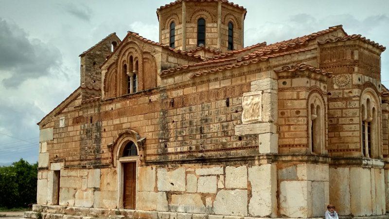 Βυζαντινά Μνημεία Αργολίδας (1)