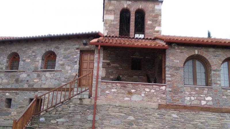 Καστοριά-Παναγία Ολυμπιώτισσα (1)