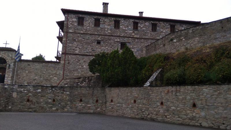 Καστοριά-Παναγία Ολυμπιώτισσα (3)