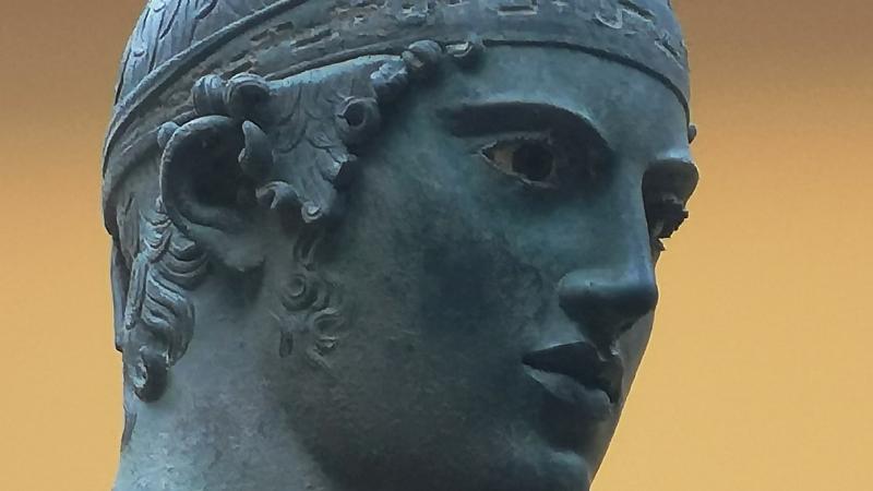 Δελφοί-ο Ηνίοχος (3)