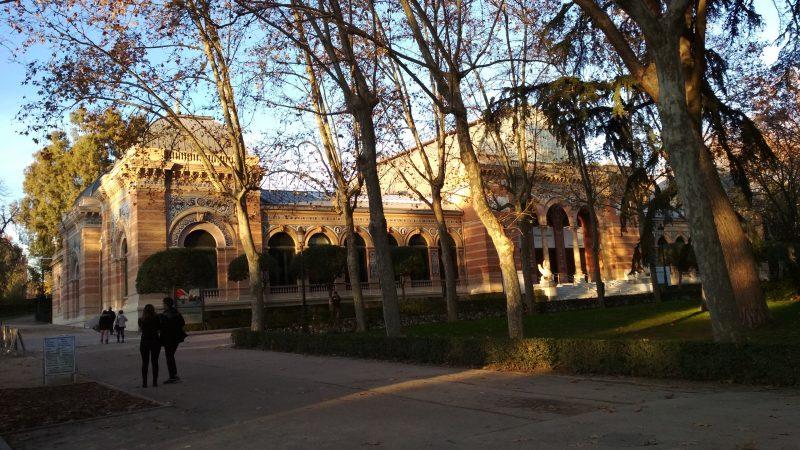 Madrid. Πάρκο του Retiro (3)