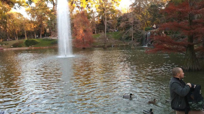 Madrid. Πάρκο του Retiro (4)
