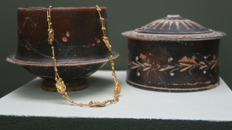 Αίγιο-Αρχαιολογικό Μουσείο (2)