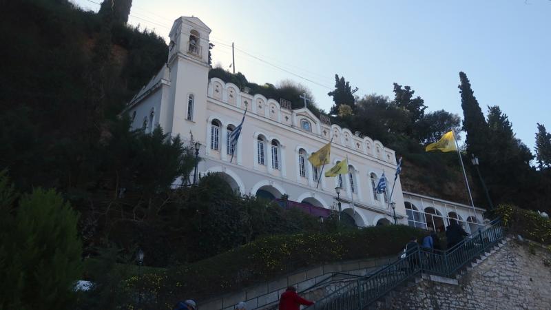 Αίγιο - Παναγία Τρυπιτή