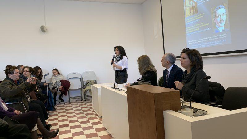 Ίων Δραγούμης-Διάλεξη στο Μ.Νεώτ.Ελληνικού Πολιτισμού (8)