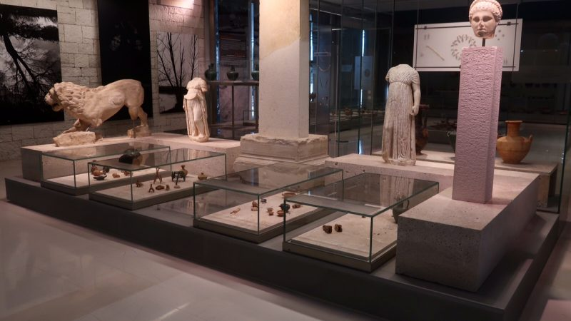 Ιωάννινα - Αρχαιολογικό (1)