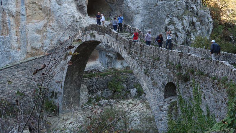 Καπέσοβο -γεφύρι Καλογερικό