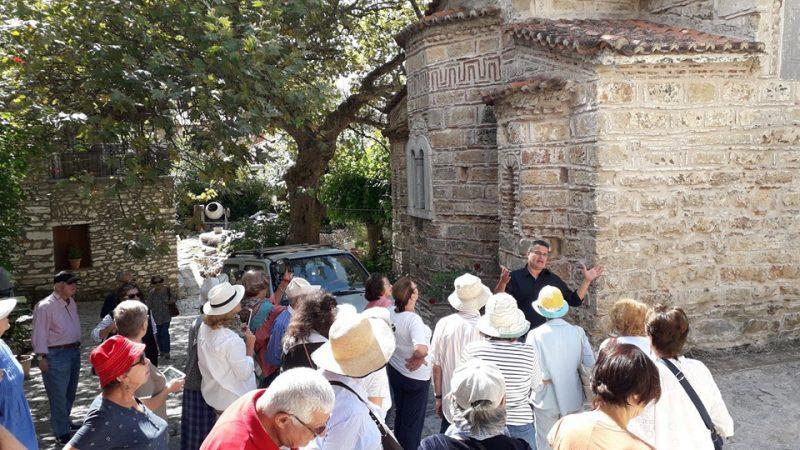 Καστάνια-βυζαντινές εκκλησίες (1)