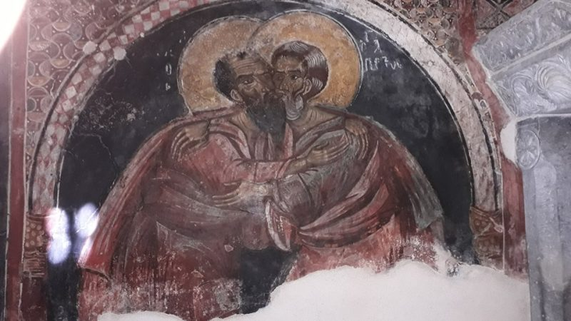 Καστάνια-βυζαντινές εκκλησίες (2)