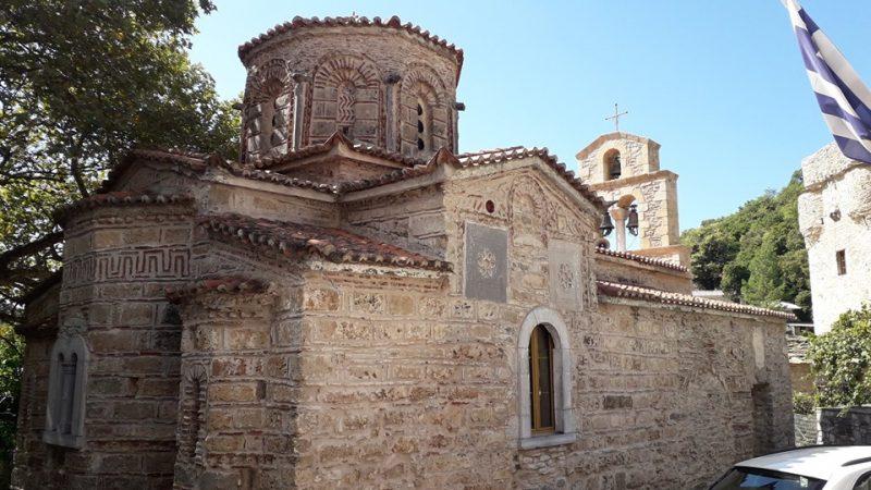 Καστάνια-βυζαντινές εκκλησίες (3)