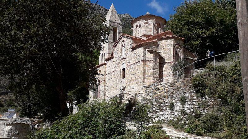 Καστάνια-βυζαντινές εκκλησίες (6)