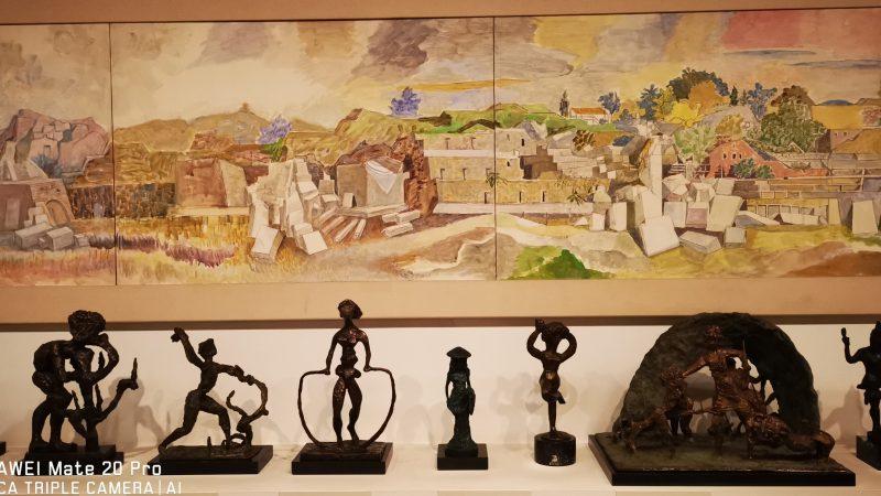Πινακοθήκη Ν. Χατζηκυριάκου-Γκίκα (2)