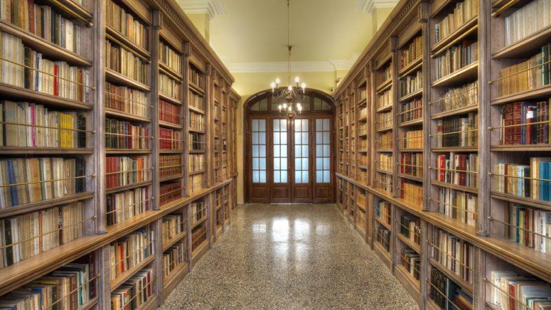 Ίδρ.Αικ.Λασκαρίδη- Ιστορική Βιβλιοθήκη